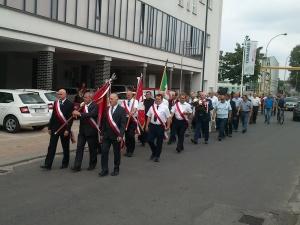 Huta Stalowa Wola w 30. rocznicę strajków Solidarności