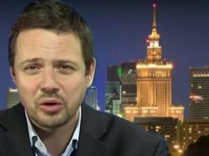[Konwencja KO] Trzaskowski: Warszawa dla wszystkich, niezależnie od poglądów.Bez faszyzmu i ksenofobii