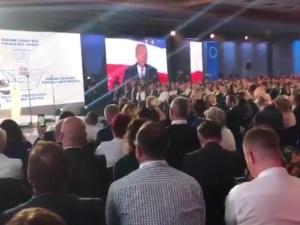 [Konwencja KO] Grzegorz Schetyna: Nasi przeciwnicy z PiS idą do wyborów, by samorządy zniszczyć