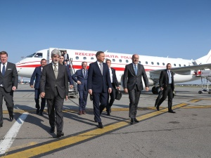Szczyt Inicjatywy Trójmorza w Bukareszcie