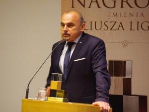 Śląska Nagroda im. Julisza Ligonia dla Alfreda Bujary