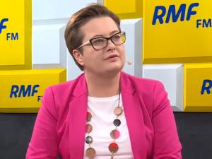 """[Wideo] R. Mazurek zaorał Lubnauer: """"Wielu PiS-owców rozmarzyło się na myśl o celach dla was"""""""