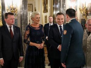Prezydent spotkał się z Szefami Obrony Państw NATO