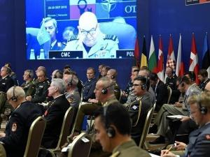 Historyczny moment - pierwsze spotkanie najwyższego wojskowego organu NATO w Polsce