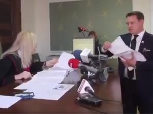 [Wideo] Mocne sądowe starcie Dominika Tarczyńskiego