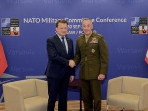 Kolejne rozmowy o stałych bazach USA w Polsce