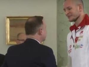 Prezydent do siatkarzy: Dziękujemy Wam za zwycięstwo i reprezentowanie Polski