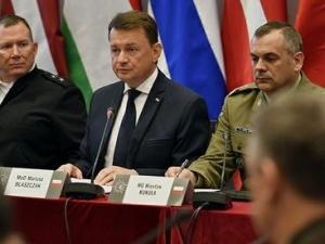 """[video] Mariusz Błaszczak: """"Wojsko Polskie musi być mocniej osadzone w ramach relacji sojuszniczych"""""""