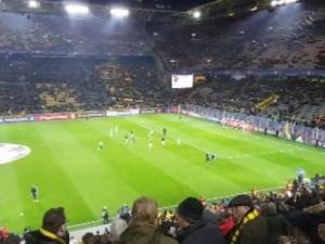 Historyczny rekord Ligii Mistrzów i wielki mecz: Borussia Dortmund pokonała Legię Warszawa 8:4