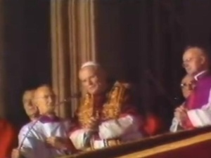 [video] Warto zobaczyć w przeddzień 40. rocznicy wyboru kard. Wojtyły na Stolicę Piotrową