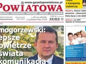 Kukiz'15 chce zakazać wydawania prasy przez samorządy. Złym przykładem – Legionowo