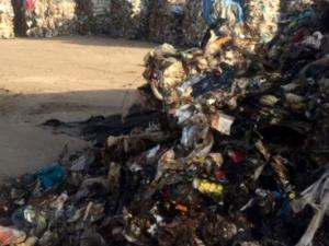 Śmieci komunalne z Niemiec nielegalnie trafiały na polskie składowiska