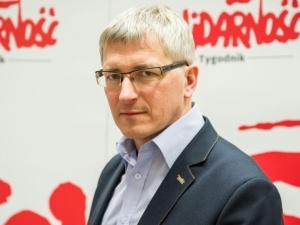 Marek Lewandowski o strajku w PLL LOT: Solidarność nie jest stroną tego sporu zbiorowego