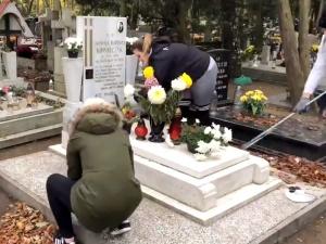 D. Matecki apeluje: Znajdźcie chwilę, aby przed Wszystkich Świętych uprzątnąć groby naszych bohaterów