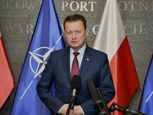 [video] Stała baza wojsk amerykańskich w Polsce? Minister Błaszczak potwierdził, że rozmowy już trwają