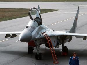 Egipt: Odrzutowiec rosyjskiej produkcji rozbił się podczas szkoleniowego lotu