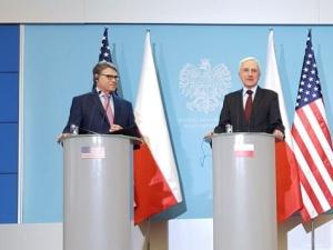Polska i USA podpisały porozumienie o strategicznym dialogu w obszarze energii