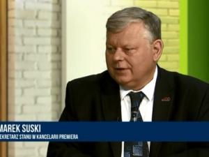 Marek Suski: Czarnecki był TW, potem był finansistą