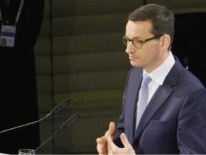 """PMM do Niemców o NS2: """"Znam stanowisko niemieckiego rządu, ale na wschód od Odry nikt w to nie wierzy"""""""
