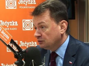 """Mariusz Błaszczak: """"Moją misją jest rozbudowanie Wojska Polskiego"""""""