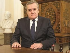 Piotr Gliński odpowiada na nagonkę: Ze smutkiem przyjąłem komunikat Ambasady Izraela