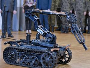 Supernowoczesne roboty trafią do naszego wojska