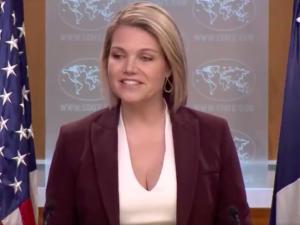Departament Stanu USA reaguje na list ambasador Mosbacher