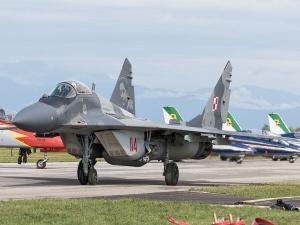 Po katastrofie MiG 29 MON przyspiesza zakup myśliwców