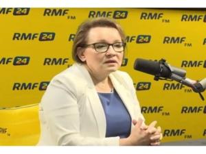 Anna Zalewska: Polacy ponoszą współodpowiedzialność za Jedwabne