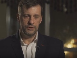 """[Video] W. Gadowski z Iraku: """"Czy u posłanki Scheuring-Wielgus wszyscy są w domu?"""""""