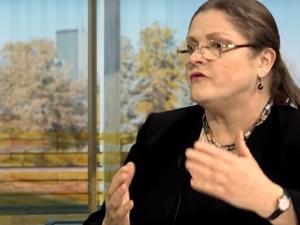 """Krystyna Pawłowicz do Timmermansa: """"Dziękujemy za wsparcie. Walcz Pan o demokrację we Francji"""""""