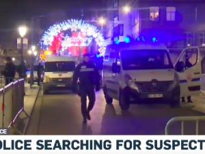 Strzelanina na jarmarku bożonarodzeniowym w Strasburgu. Trzy osoby nie żyją