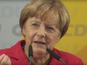 Merkel: Niemcy popierająrozszerzenie sankcji wobec Rosji