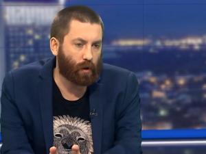 """Dawid Wildstein: """"Durczok oskarża premiera o seksizm. Wszystko będzie ci wybaczone, tylko atakuj PiS"""""""