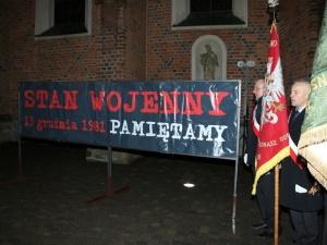 37. rocznica wprowadzenia stanu wojennego – obchody w Rzeszowie