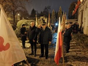 Mieszkańcy Kalisza upamiętnili 37 rocznicę wprowadzenia stanu wojennego