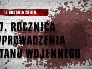 Rocznica wprowadzenia stanu wojennego w Koninie
