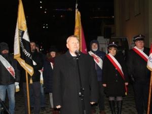 Łódź upamiętniła rocznicę wprowadzenia stanu wojennego