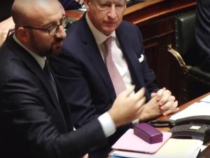 [video] Pilne: Właśnie upadł rząd w Belgii. Pod ciężarem oskarżeń o przystąpienie do Marakeszu
