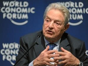 """George Soros człowiekiem roku """"Financial Times"""""""