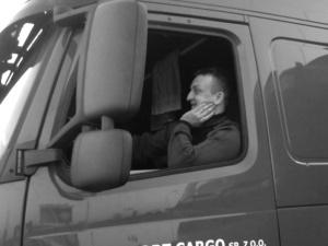 [Video] Zobacz, jak kierowcy upamiętnili rocznicę śmierci bohatera Łukasza Urbana