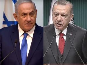 """Ostre spięcie Erdogana i Netanyahu: """"Jeśli mają odwagę niech staną przeciwko nam..."""""""