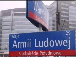 Jerzy Bukowski: Apel POKiN do ministra sprawiedliwości w sprawie patronów warszawskich ulic