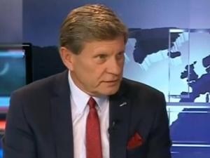 Lewicowy dziennikarz wyśmiewa Balcerowicza