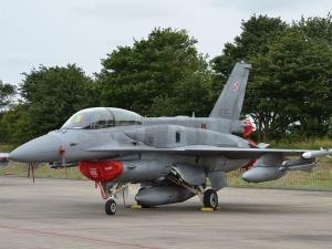 Polskie samoloty przejmą kontrolę nad przestrzenią powietrzną państw bałtyckich