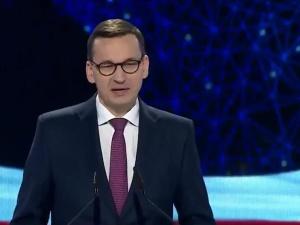 """Premier: """"Jesteśmy bijącym sercem Europy"""". Renata Grochal i Leszek Balcerowicz kpią"""