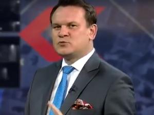D. Tarczyński: Po tym jak Tusk szeptał na ucho Putinowi nie macie prawa mówić z kim mamy się spotykać