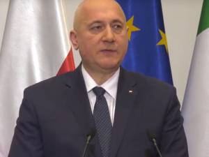 Min. Brudziński po spotkaniu z Salvinim: Chcemy mieć wpływ na to jak będzie wyglądać Unia