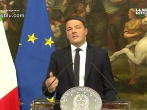 Włoski premier Renzi przyznał się do porażki w referendum. Rząd do dymisji