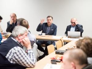 Piotr Duda w czasie spotkania z SBHiU: Priorytetem jest każdy członek Związku